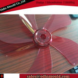 Molde de inyección de plástico de la lámina del ventilador