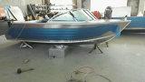 Todo el barco de pesca de aluminio soldado (aleación de aluminio 5083)