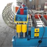 Máquina que prensa del color de la hoja de acero automática hidráulica de la azotea