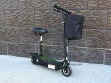 ブラシレスモーター250W電気スクーターの小型Foldable電気スクーター