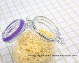 3PC 고정되는 가구 유리 그릇 또는 유리 단지 또는 유리 저장 단지 부엌 가구