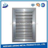 Шторки персиянки выхода воздуха алюминиевого сплава с шарниром двери для вентиляции