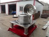 De Vlakke plaat van het Roestvrij staal PSF centrifugeert