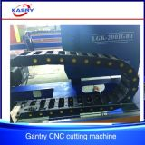 CNC Oxy van de Brug van lage Kosten het Op zwaar werk berekende Knipsel van het Plasma van de Brandstof en Machine Beveling voor het Blad Matel van de Plaat