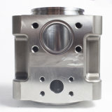 Mittelmaschinell bearbeitenteile der block-Teil-/Water-Pumpen-Part/CNC