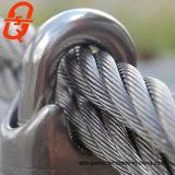 Kabel van de Draad van het roestvrij staal 304 316