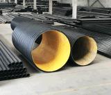 Tubo ad alta resistenza dell'HDPE di resistenza di lunghezza standard per la vendita