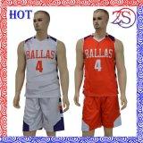 Sublimación Ropa deportiva reversibles Baloncesto Deportes