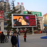 P6 a todo color publicidad al aire libre Panel de pantalla LED