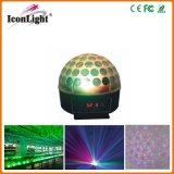 Горячая Продажа 4*3 Вт Mini светодиодный индикатор для танцев Starball партии