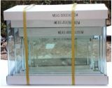Peces personalizada Cristal rectangular de acrílico de acuarios, peceras Pecera suministros