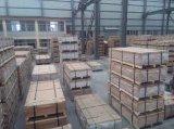 De molen beëindigt Plaat 1050 van het Aluminium de Bui van de Legering H16