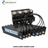 Système d'alimentation d'encre en vrac UV CISS pour Roland Lej-640 UV imprimantes Mimaki Mutoh 4X8