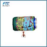 Suporte Foldable ou inflável vermelho da lata