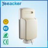 Purificador ionizado vector del aire del filtro del carbón de las etapas Pm2.5 de Yeeacker 5