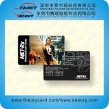 Carte payée d'avance de piste magnétique de PVC et carte à puce du code barres Sle5528