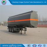 Neuer ABS Wellen-Brennstoff-Tanker-halb Schlussteil des Bremssystem-3 Fuhua/BPW für Verkauf