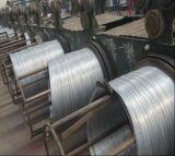 Q235 sur le fil de fer électro-galvanisé/fil de liaison de la construction