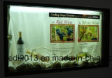 47 дюймов прозрачный LCD Showbox с экраном касания опционным