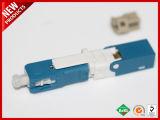 SC de fibra óptica de PC instalable en el campo de conector rápido