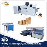 Qualitäts-Selbstbieger-und Laser-Ausschnitt-Maschine für das Stempelschneiden