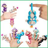 Giocattoli dei pesciolini della scimmia del bambino della barretta