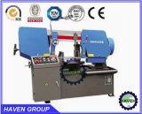 GB4032B de horizontale Machine van de Lintzaag van het Metaal en van het Staal Scherpe