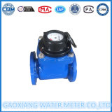 Medidor de agua Woltman de riego de gran calibre
