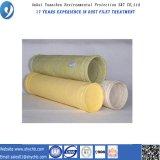 L'usine fournissent directement le sachet filtre de la poussière P84 pour l'industrie de métallurgie l'aperçu gratuit