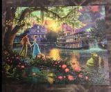 Ville de jouets de marque pcsjigsaw carton 1000puzzle personnalisé pour les adultes à partir d'usine de direct