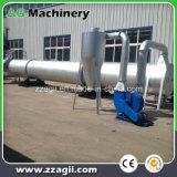 Tambour sécheur rotatoire de sciure de machine de séchage de flux d'air chaud à vendre