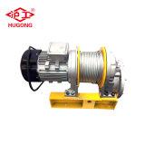 3 Tonnen-Kabel-Drahtseil-Riemenscheiben-Hebevorrichtung-elektrische Handkurbel mit Cer