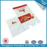 Faltender Papierverpacken- der Lebensmittelkasten (GJ-box138)