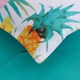 De ultra Zachte Goedkope Afgedrukte Reeks van het Beddegoed van de Polyester