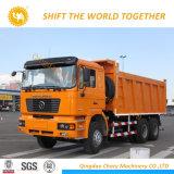 ShacmanのトラックのDelong新しいF2000 6X4のダンプトラック