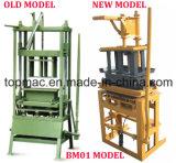 Diesel-Block-formenmaschine durch Topall Fabrik