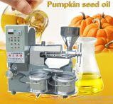 Машина давления масла семян тыквы результатов малой модели хорошая