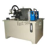 Centrale idroelettrica con il dispositivo di raffreddamento del ventilatore