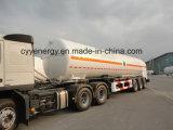 China 2015 Petroleiro Lox GNL Lin Lar Lco2 semi reboque