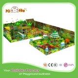 Cour de jeu de Chambre de glissières de place d'enfants de forêt grande