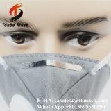 N99 4ply大気汚染のための使い捨て可能な実行中カーボン木炭黒マスク