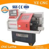Mini máquina do torno do CNC, micro torno do CNC, torno pequeno da precisão