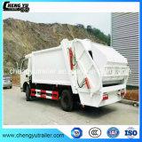 Compressor do caminhão de lixo da compressão de China 16cbm que recicl o caminhão de lixo