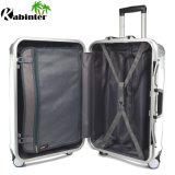 アルミニウムトロリー荷物一定ABS+PCの荷物袋のHardshellのスーツケース