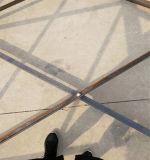 عال جهد فلطيّ إشارة [ترنسميسّيون لين] شعرية فولاذ برج