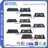 KpmspDrs引出しの構造の光ファイバ端子箱