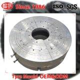 Technologie der hohen Präzisions-EDM 2 Stück-Gummireifen-Form für heller LKW-Radialstrahl-Reifen
