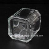 Quadratischer Aroma-Diffuser- (Zerstäuber)glasflasche