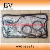 4hg1t 4hg1 Wiederaufbauen-Überholungs-Installationssatz-Zylinderkopf-Dichtung-Kolbenring-Zwischenlage-Pleuelstange-Kurbelwelle-Peilung-Set