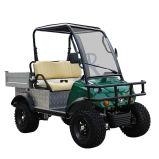 Buggy de golf con barra de rodamiento de tubo de almacenamiento y acero